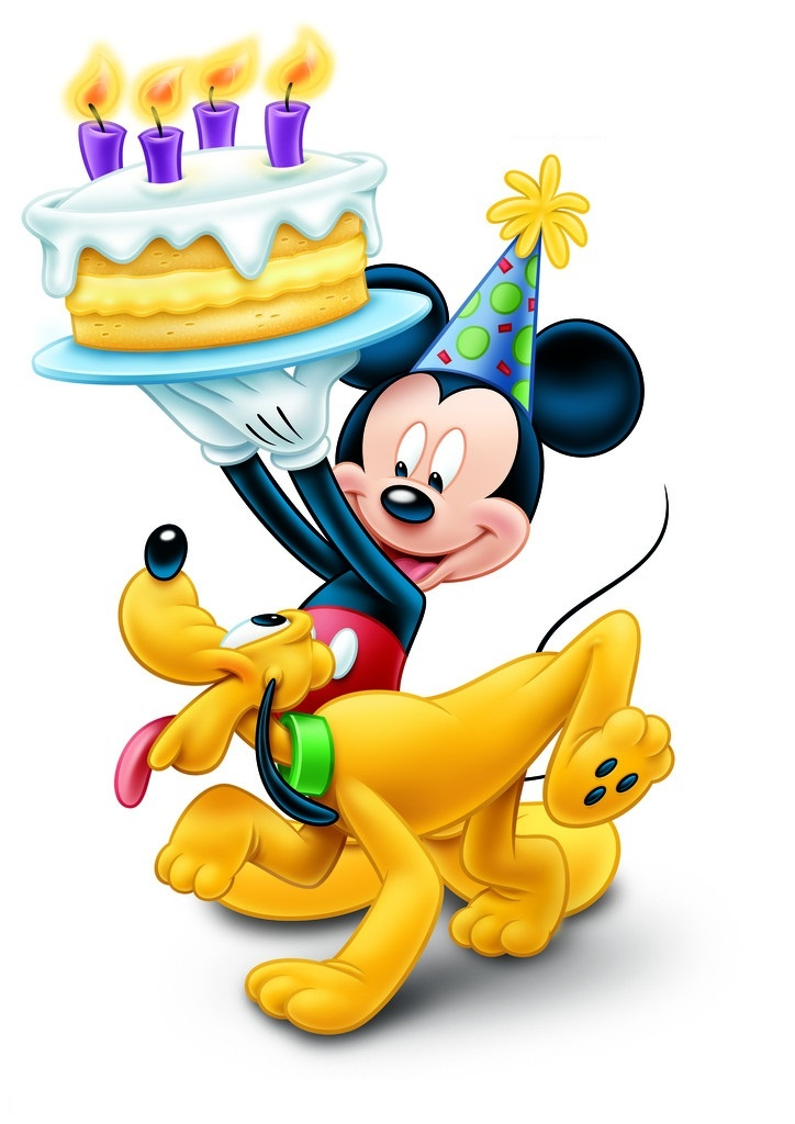 And Minnie Mouse    Pinterest   Happy Birthday Disney And Birthdays