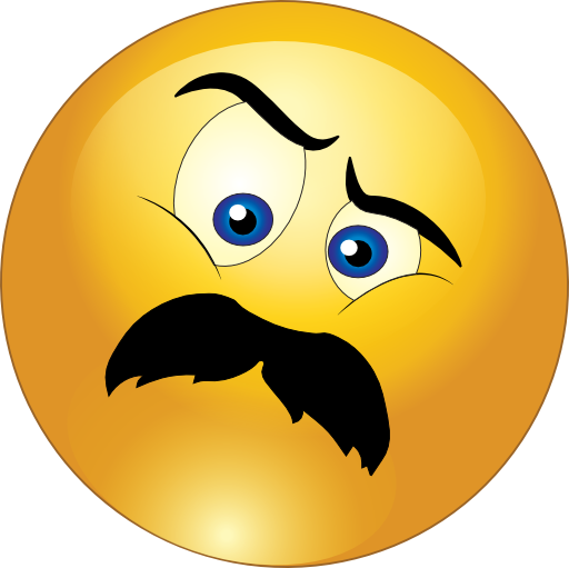 Annoyed Face Clipart