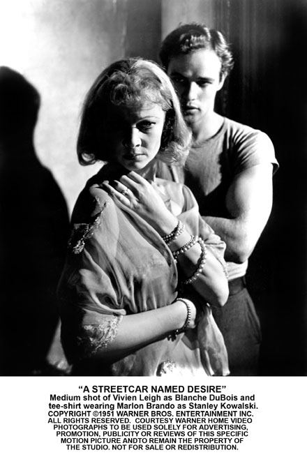 A streetcar named desire stanley and blanche