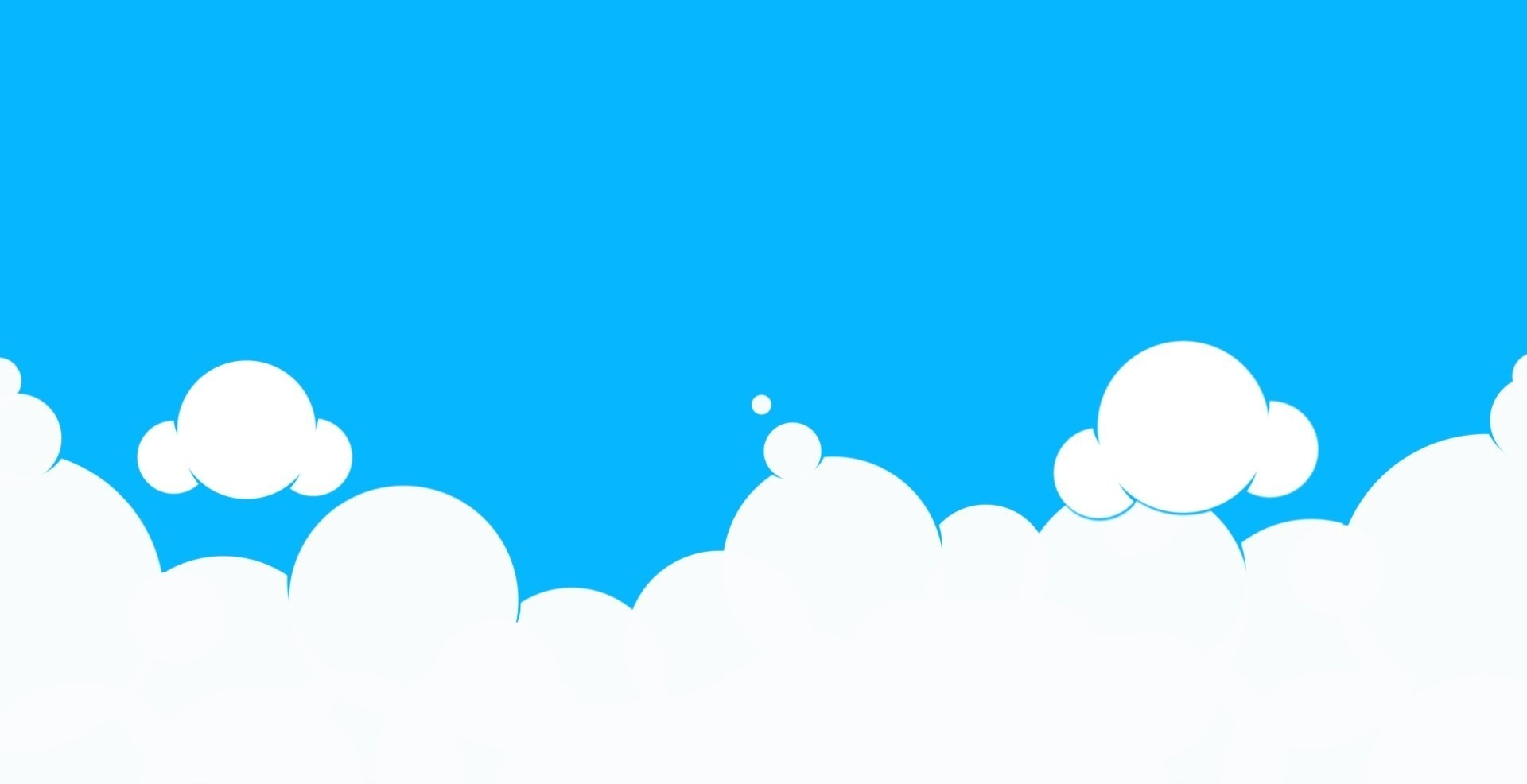 Sky Clouds Clipart - Clipart Kid