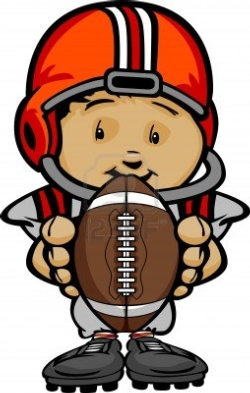 Cartoon Images Of Football Players   Clipart Best
