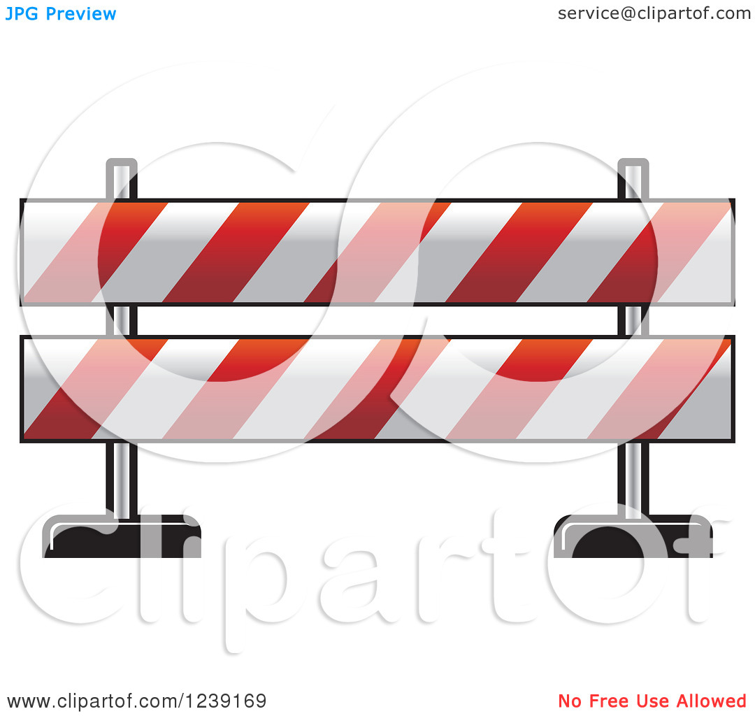 Barrier clipart kid