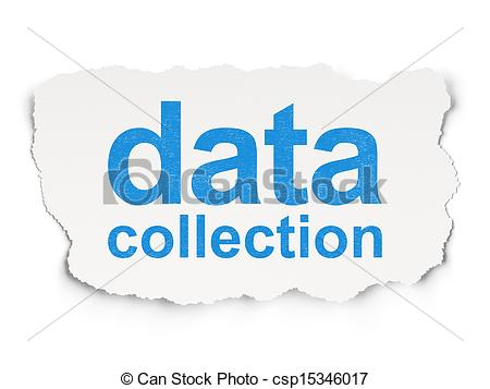 Data Collection Clipart Concept  Data Collection