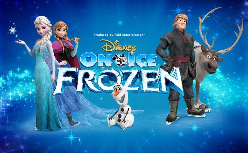 Disney On Ice Presents  Frozen  Coming To Orlando Fl