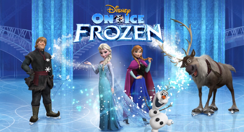 Frozen  Disney On Ice Touring Show Announced Will Debut In Orlando