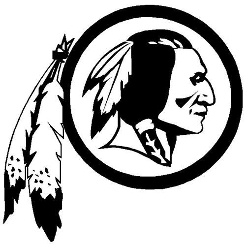 Redskins R Logo 86443 | NEWSMOV
