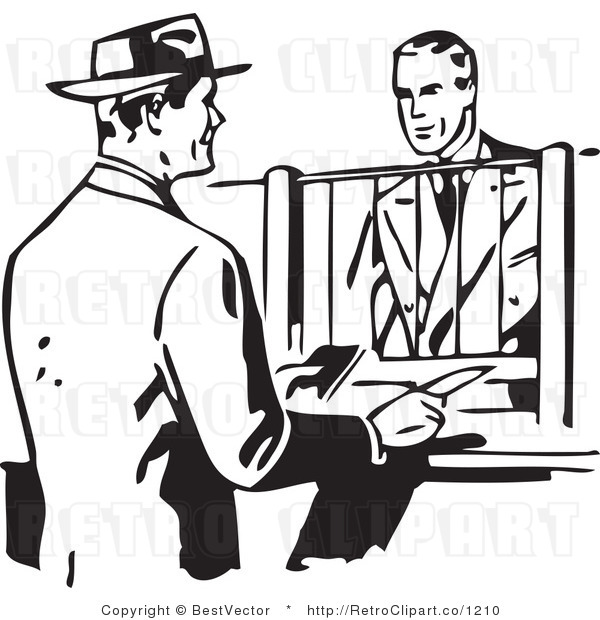 clipart bank teller - photo #45