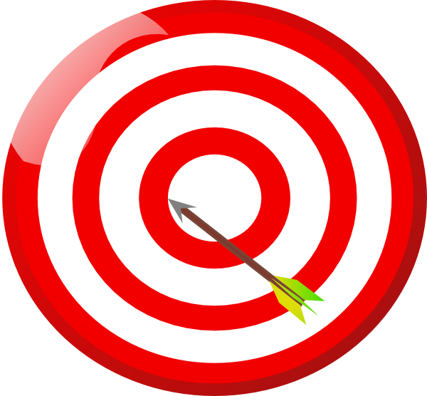 clipart of target - photo #26