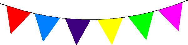 Clip Art Flag Banner Clip Art us flag banner clipart kid triangle best