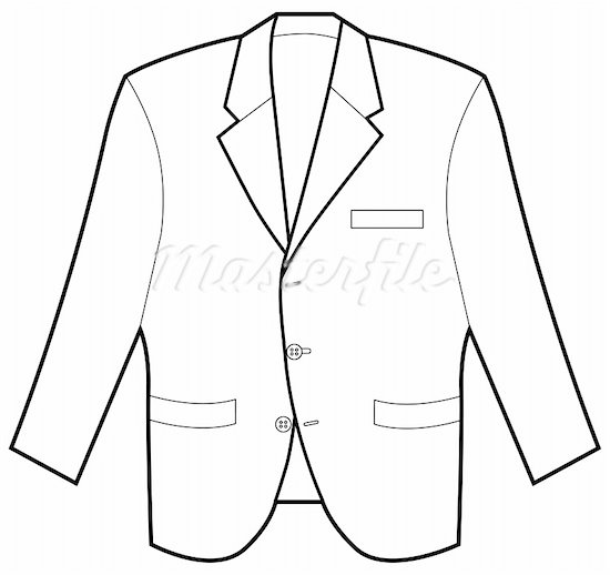 raincoat black and white clipart clipart suggest
