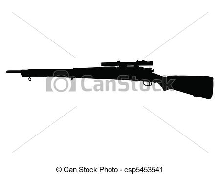 Ww2 Series   American Mauser M1 903    Csp5453541   Search Clipart
