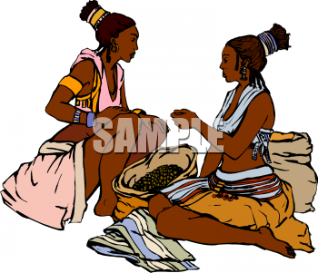 African People Clipart - Clipart Kid