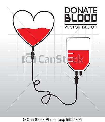 Blood Donation Bag Clipart Vector   Donate Blood