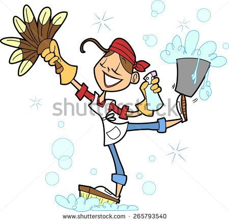 Cleaning Lady Stock Photos Images   Pictures   Shutterstock