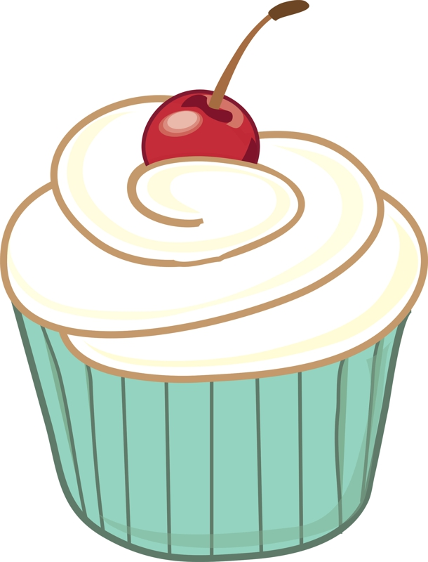 Cupcake Clipart   Free Large Images