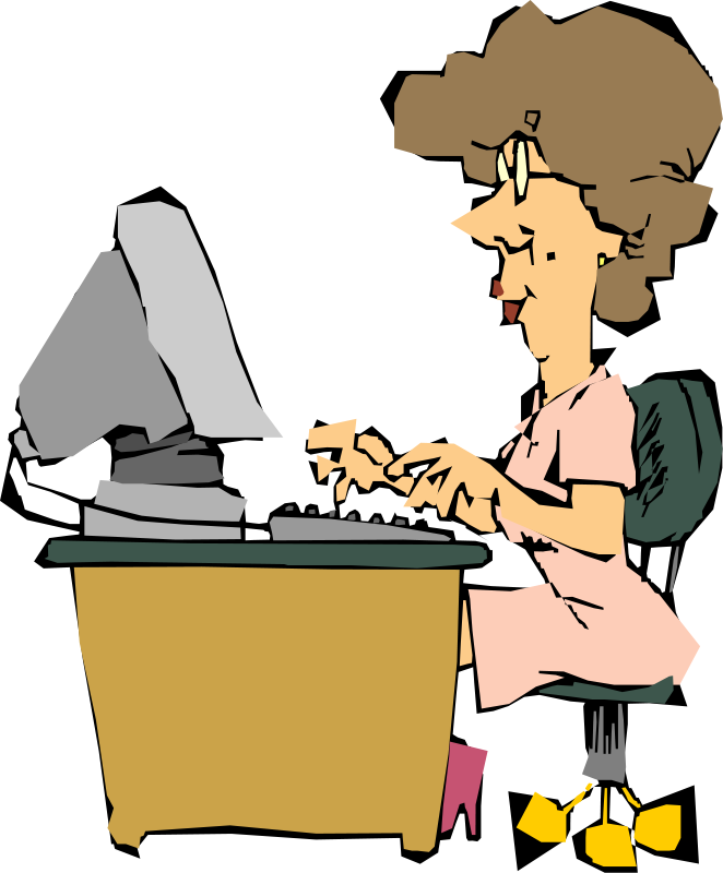 Funny Computer Clip Art Free Cliparts That You Can Download To You ...