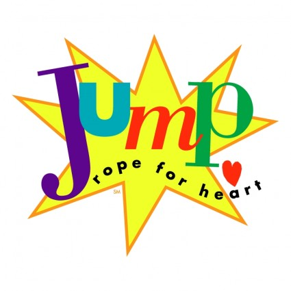 Jump Rope For Heart 0 Free Heart Rope Clipart