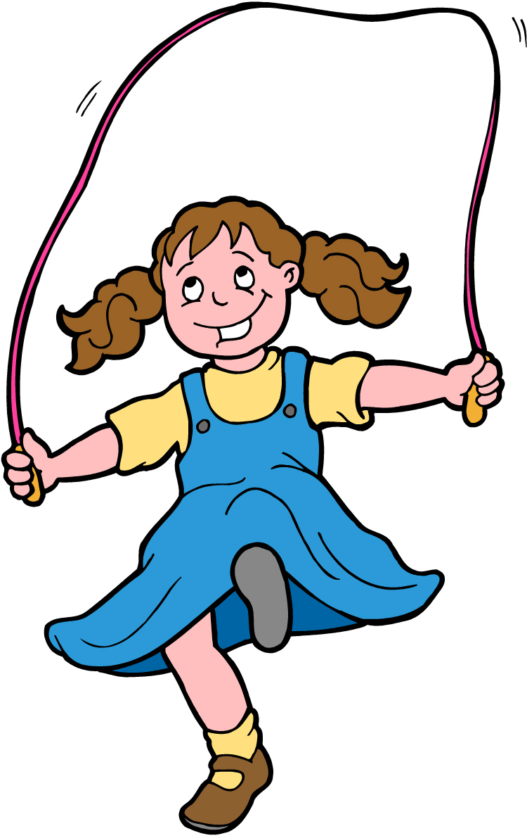 Pe Jump Rope Clipart - Clipart Kid