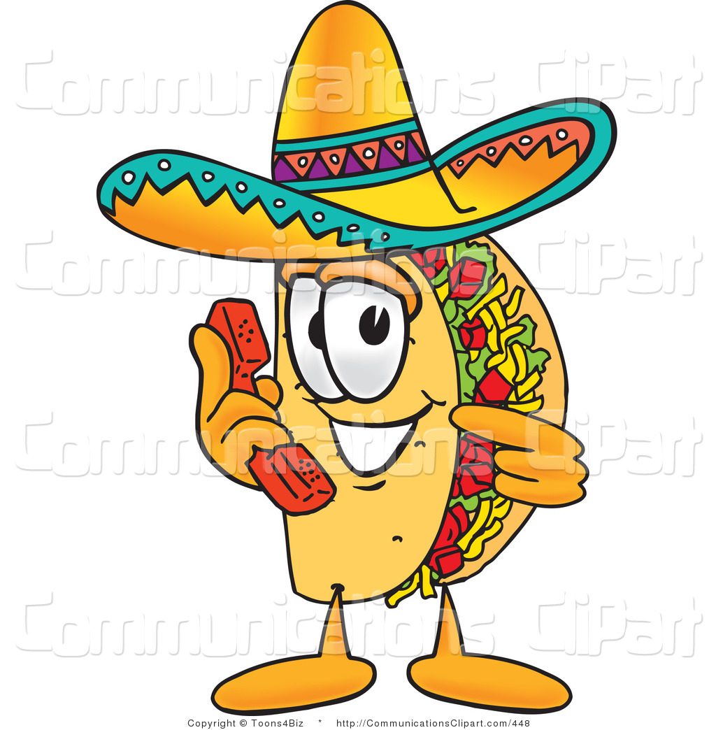 Mexican People Clipart
