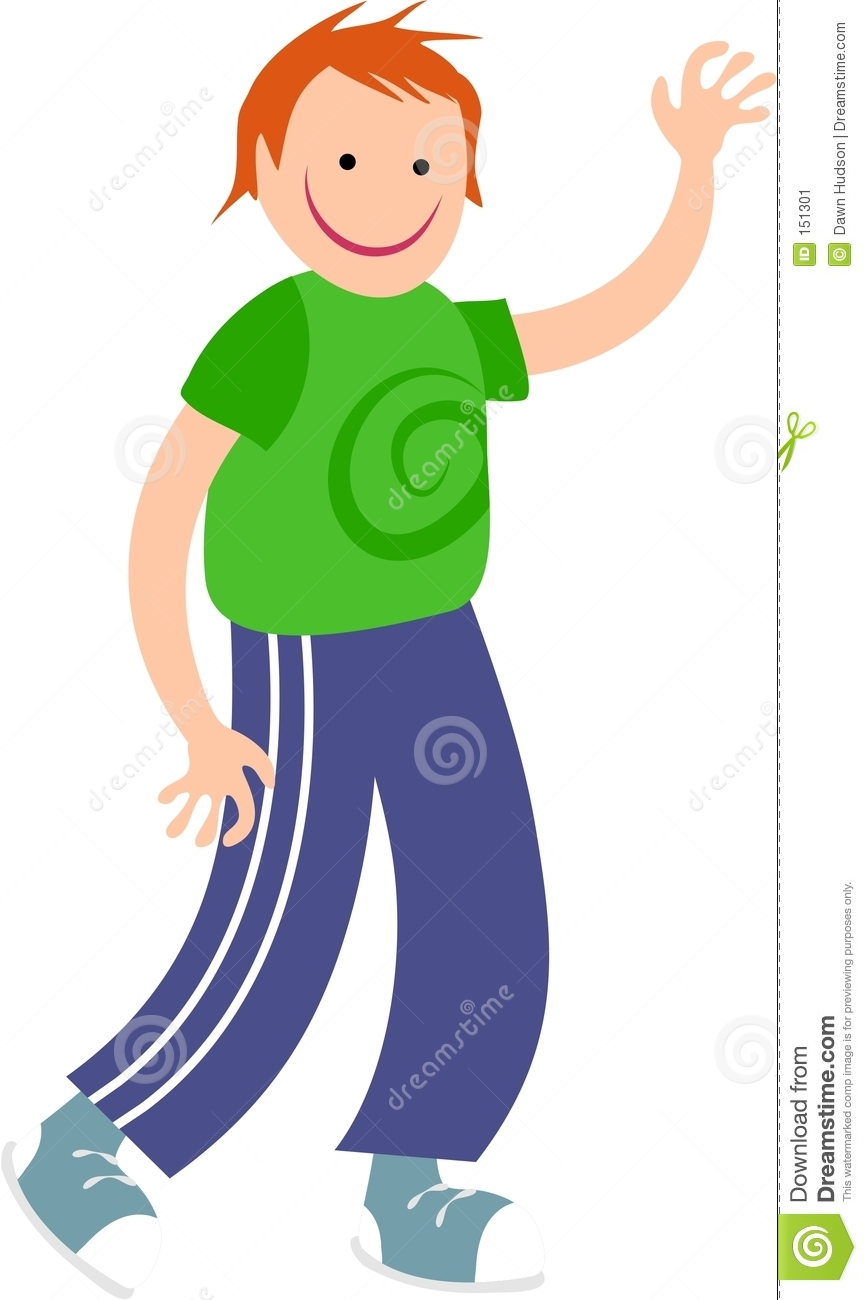 Waving Goodbye Clipart Clipart Suggest
