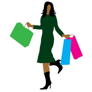 Shopping Clip Art Images Shopping Stock Photos   Clipart Shopping