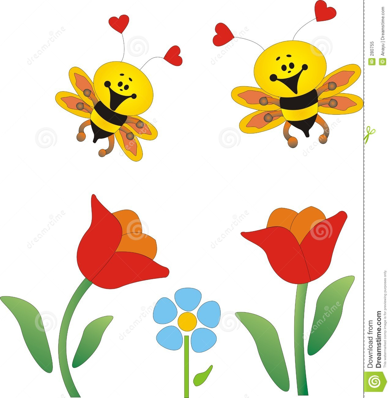 Summer Flowers Clipart, Transparent PNG Clipart Images Free Download -  ClipartMax