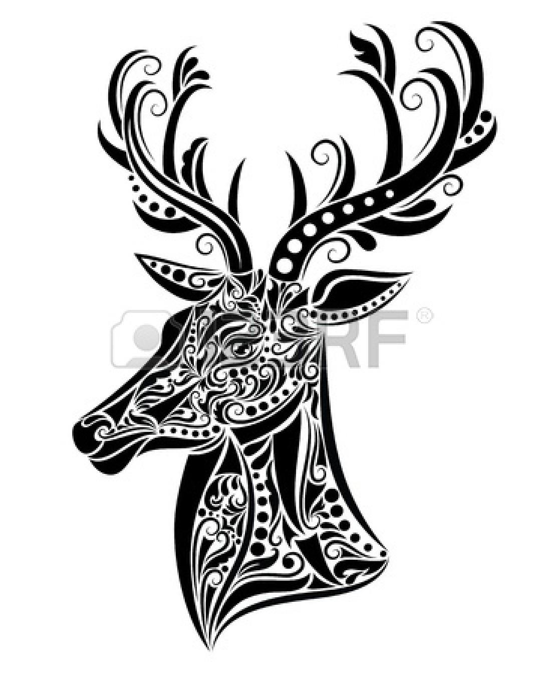 Whitetail Deer Clipart - Clipart Kid