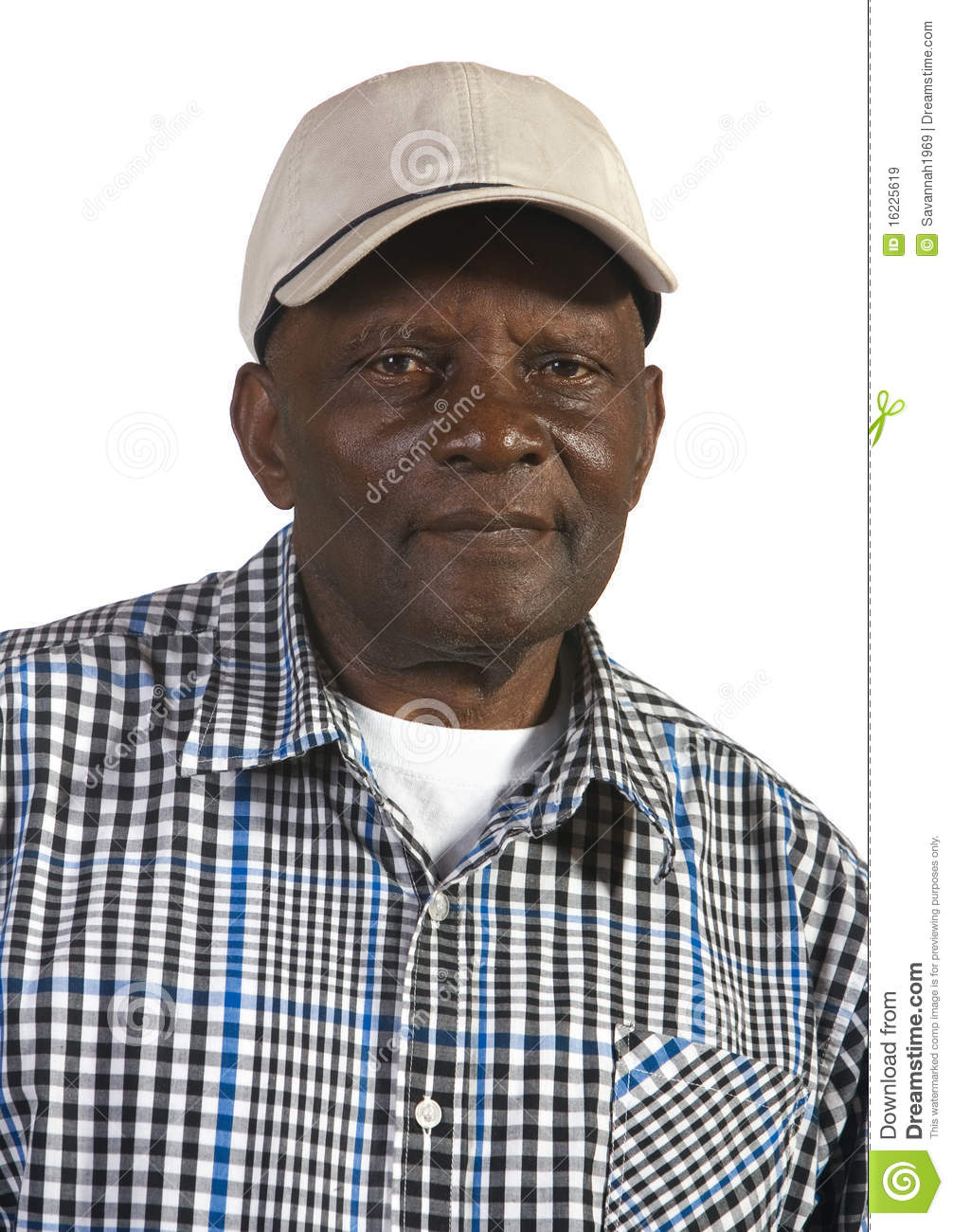 African American Grandfather Clipart Old African American Man ...