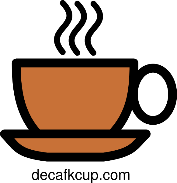 Brown Coffee Cup Clip Art