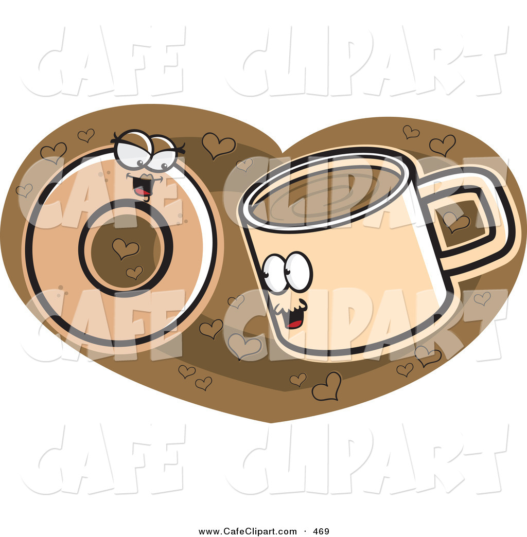 Cartoon Coffee Cup Clip Art Clip Art Coffee And Tea Symbols And Icons