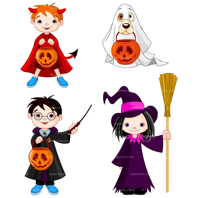 Clipart Halloween Costume   Royalty Free Vector Design