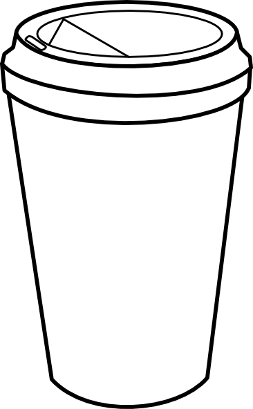 Coffee Cup Clip Art  Png And Svg