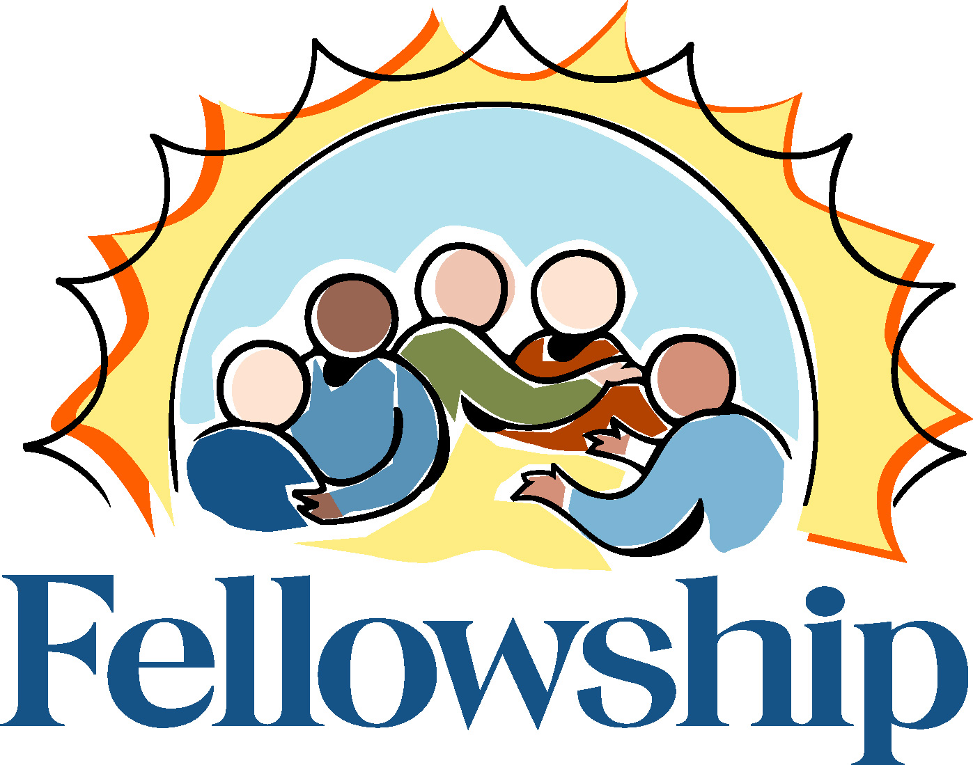 Fellowship Is An Important Part Of Being Church   There Are Several