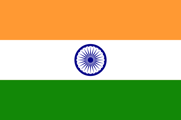India Flag Clipart - Clipart Kid