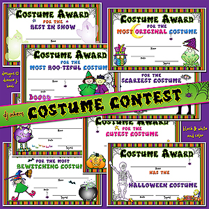 Halloween Party Favors Halloween Party Costume Contest Costum