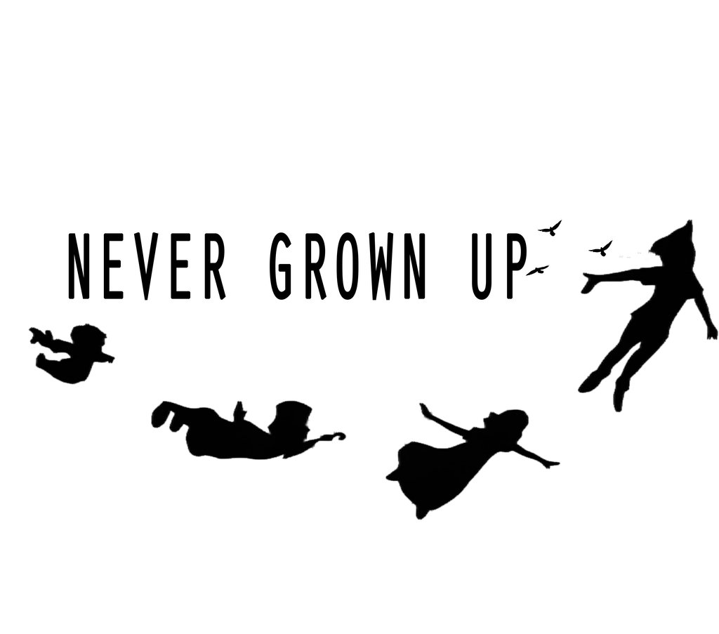 Peter Pan Clip Art Black And White peter pan black and white clipart ...