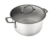Stainless Steel Pan Stock Photos