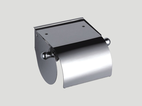 Toilet Roll Holder 5817 Stainless Steel Toilet Paper Holder With Lid