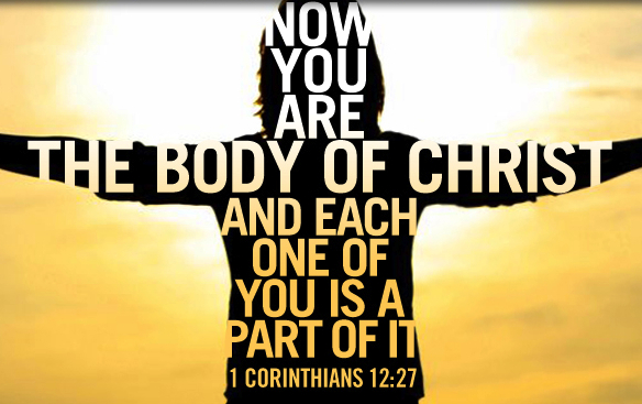 We Are The Body What Should Christ S Church Look Like    A Wordy Woman