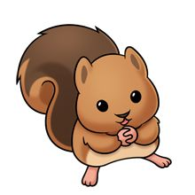 Art On This Site More Squirrels Baby Squirrel Herfst Baby Clipart Baby