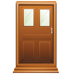 Cartoon Doors Clipart - Clipart Suggest