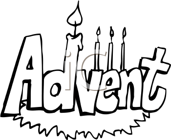 Advent Clipart - Synkee
