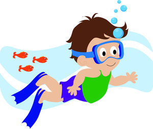 There Is 40 Cartoon Person Swimming Free Cliparts All Used For Free