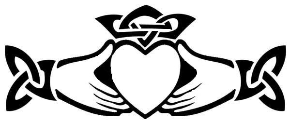 Claddagh Knot Uploaded By Valorie333 In Category Clipart