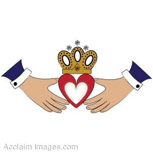 Kendrick Cozad  Marriage Clip Art Claddagh