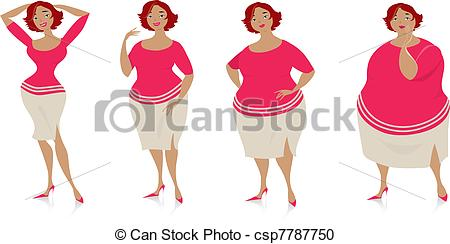 Physical Change Clip Art