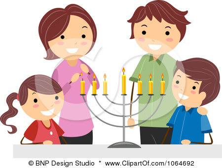 Family Traditions Clip Art