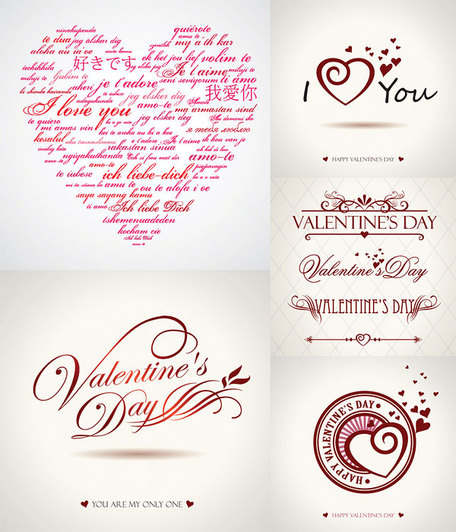 Report Browse   Objects   St Valentine  S Day Love Heart And Word