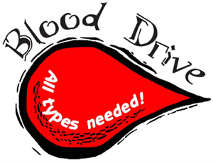American Red Cross Blood Drive Clipart