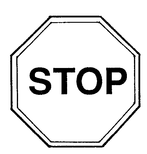 Stop Sign Clipart - Clipart Kid